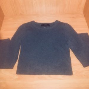 F21 Crop Top Sweater
